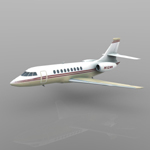Dassault Falcon 900 (for Wavefront OBJ)