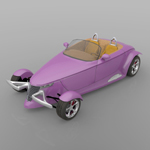 Click to see information about the 'Prowler (for Poser)'.