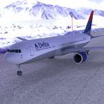 Boeing 767-300 (for Vue)