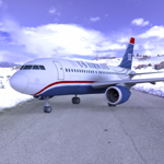 Airbus A-318 (for Wavefront OBJ)