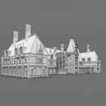 Biltmore House (for Wavefront OBJ)