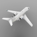 Bombardier Challenger 604 (for Vue)