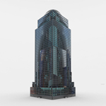 Click to see information about the 'Two World Trade Center Building (for Wavefront OBJ)'.