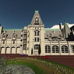 Biltmore House (for Vue)