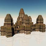 Angkor Temple (for Vue)