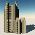 Waldorf Astoria Hotel (for Vue)