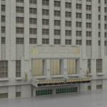 Waldorf Astoria Hotel (for Poser)