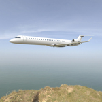 Bombardier CRJ-705 (for Vue)
