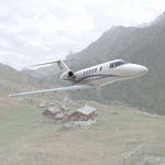Cessna Citation CJ4 (for Vue)
