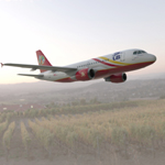 Airbus A-319 (for Wavefront OBJ)