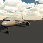 Airbus A-350-900 (for Vue)