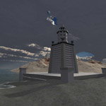 Pharaoh`s Lighthouse (for Vue)