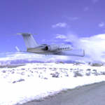 Gulfstream G450 (for Poser)
