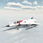 Mirage IIIC (for Vue)