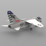 Corsair II (for Poser)