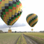 Click to see information about the 'Hot Air Balloon 1 (for Poser)'.