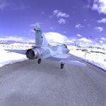 Dassault Mirage 2000 (for Poser)