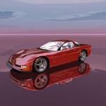 Click to see information about the 'Chevrolet Corvette 2003 (for Vue)'.