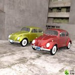 Click to see information about the 'Volkswagen Beetle (for DAZ Studio)'.