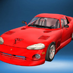 Dodge Viper (for iClone)