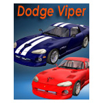 Click to see information about the 'Dodge Viper (for iClone)'.