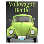 Click to see information about the 'Volkswagen Beetle (for iClone)'.