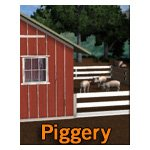 Piggery (for iClone)