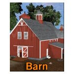 Barn (for iClone)
