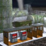 Diesel Pumpstation (for iClone)