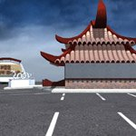 Chinese Restaurant (for DAZ Studio)