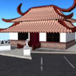 Chinese Restaurant (for iClone)