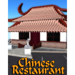 Click to see information about the 'Chinese Restaurant (for iClone)'.