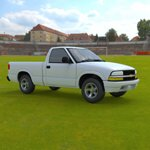 Click to see information about the 'Chevy S10 Pickup 1998 (for Wavefront OBJ)'.