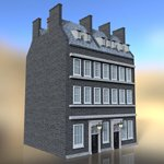 Click to see information about the 'No 10 Downing Street (for DAZ Studio)'.