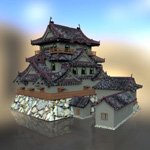 Click to see information about the 'Hikone Castle (for DAZ Studio)'.