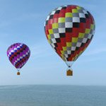 Hot Air Balloon 1 (for DAZ Studio)
