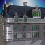 Chateaux Azay le Rideau (for iClone)