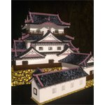 Hikone Castle (for iClone)