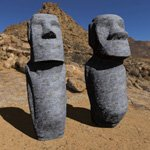 Click to see information about the 'Easter Island Statues (for Wavefront OBJ)'.