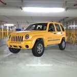 Click to see information about the 'Jeep Liberty 2002 (for Wavefront OBJ)'.