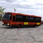 E.M.T. Bus (for DAZ Studio)