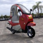 Click to see information about the 'C1 Scooter (for DAZ Studio)'.