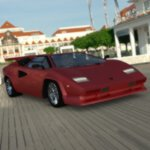 Click to see information about the 'Lamborghini Countach (for DAZ Studio)'.
