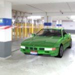 BMW 850 I (for DAZ Studio)