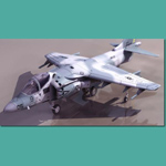 Harrier AV-813 (for 3D Studio Max)