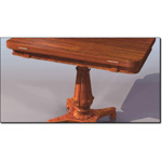 Click to see information about the 'Rosewood Card Table 1835 (for 3D Studio Max)'.