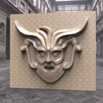 Click to see information about the 'Ornamental Face (for 3D Studio Max)'.