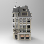 Bankhaus (for Cinema4D)