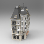Bankhaus (for 3D Studio Max)