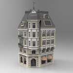 Click to see information about the 'Bankhaus (for Cinema4D)'.